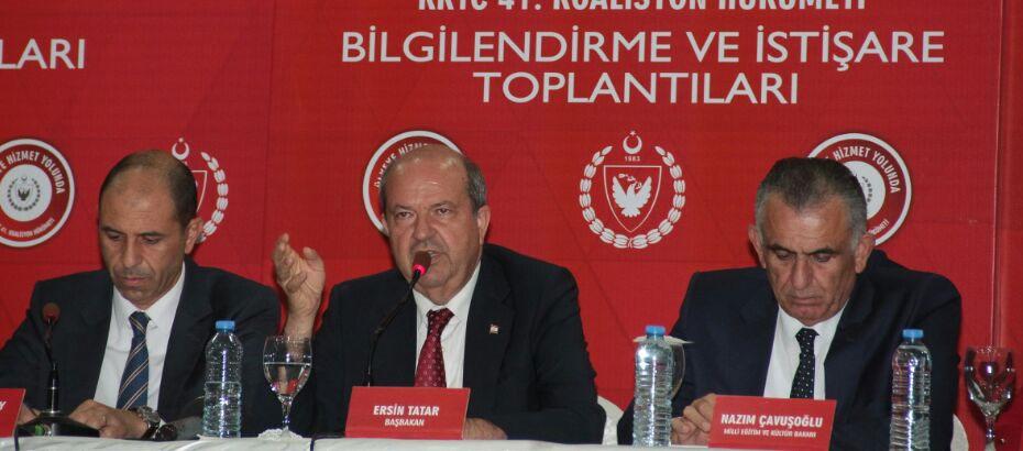 Tatar: Bu hükümet ezber bozmuştur