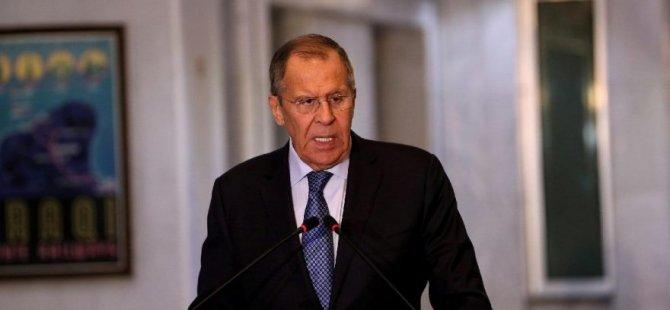 Son dakika… Rusya Dışişleri Bakanı'ndan Türkiye ve Suriye'ye çağrı