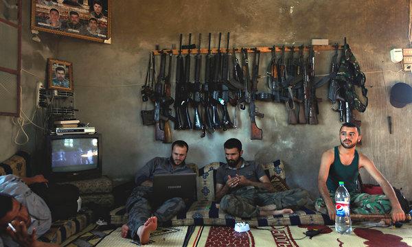 Suriye'de çatışmalar: 87 ölü