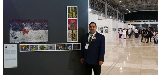 Gazi Yüksel 9. Uluslararası Bursa Fotoğraf Festivali'ne katıldı