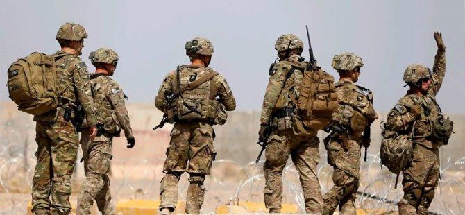 Suriye'nin kuzeyindeki ABD askerlerine ülkeyi terk etmeleri emredildi