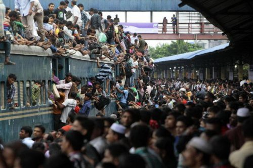 Hindistan'da tren faciası:20 ölü
