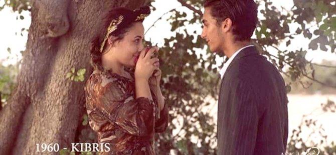 Ülkemizin ilk yerli dizisi Aşk-ı Kıbrıs'ın galası yapıldı