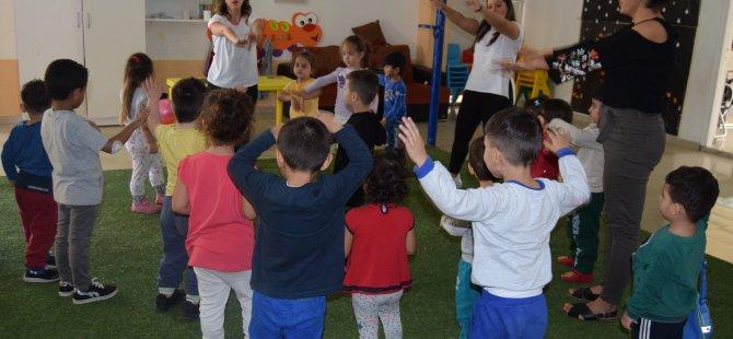 LTB El Ele Çocuk Merkezi'ne Fiziksel Aktivite Desteği