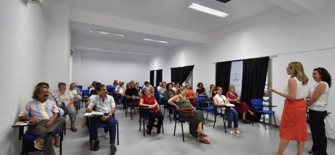 60+ Tazelenme Üniversitesi 2019-2020 Yılı Güz Dönemi dersleri başladı