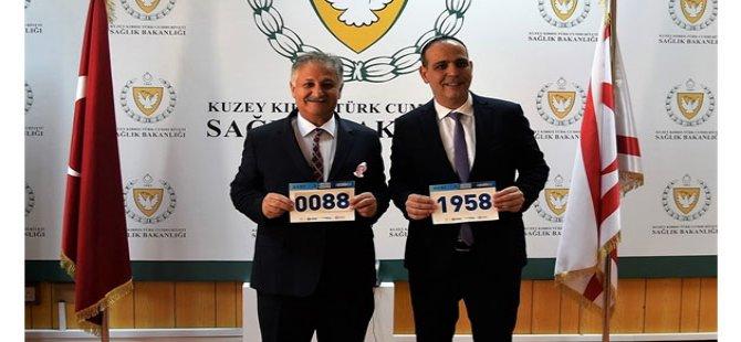Sağlık Bakanı Pilli'den pazar günkü maratona destek