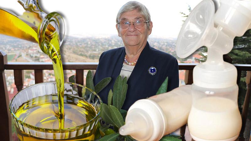 Canan Karatay: Hakiki ve doğal zeytinyağı, ana sütünün aynısıdır