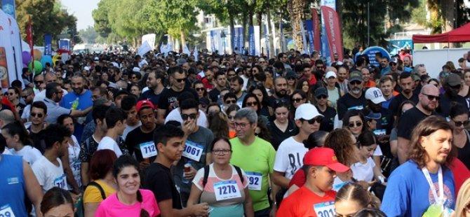 Lefkoşa Turkcell İle Koşuyor Maratonu'nun 10 ile 21 km sonuçları açıklandı