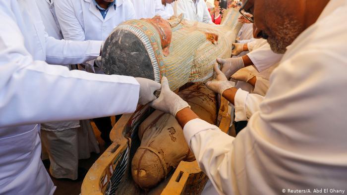 Mısır'da tarihi keşif