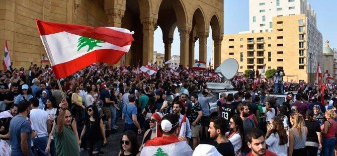 """Lübnan Cumhurbaşkanı: """"Bakanların banka hesap gizliliği kaldırılsın"""""""