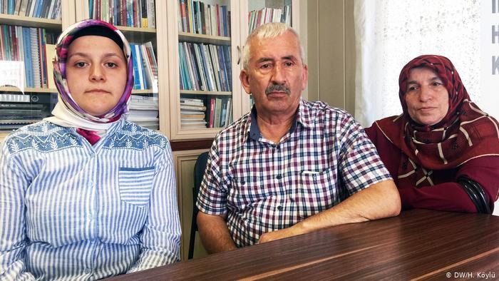 Şubat 2019'dan beri kendisinden haber alınamayan KHK'lı Mustafa Yılmaz, Ankara Terörle Mücadele Şubesi'nde ortaya çıktı
