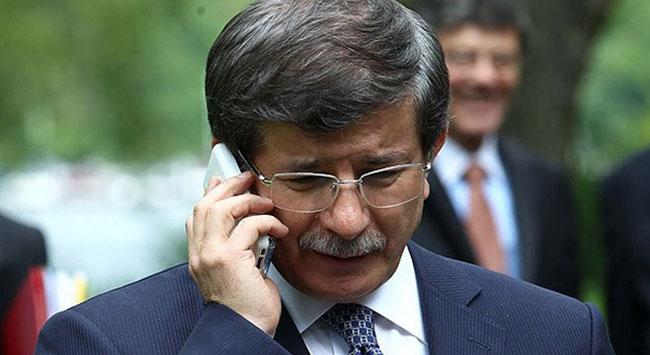 Davutoğlu'nun diplomasi trafiği sürüyor