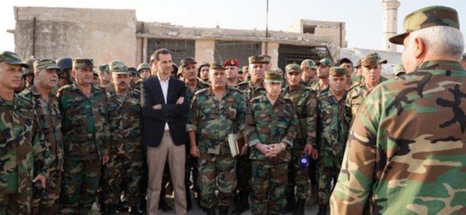 Putin ile Erdoğan Soçi'de, Esad İdlib'te