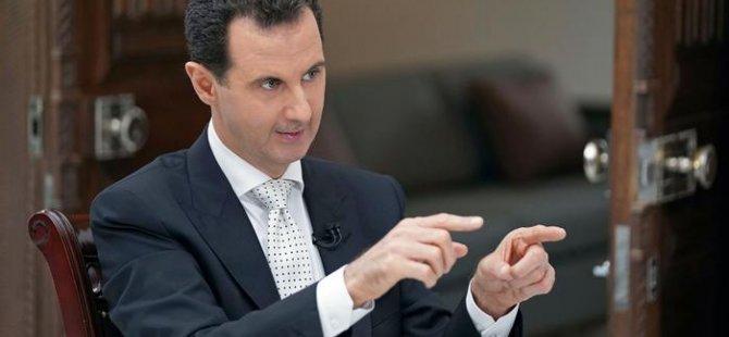 Esad, Erdoğan'a 'hırsız' dedi: Şimdi de toprağımızı çalıyor