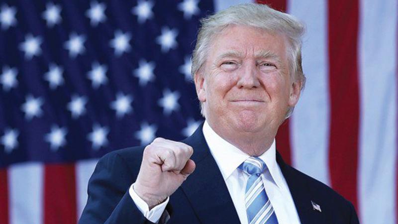 ABD Başkanı Trump: Güvenli bölge oluşturuldu!
