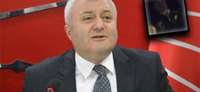 Polis yelekli kişi CHP'li Özkan'ı tehdit etti; Emniyet: Teşkilattan değil