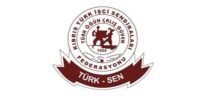 """Türk-Sen  Başkanı Bıçaklı: """"8 Mart Dünya Emekçi Kadınlar Günü Kutlu Olsun"""""""
