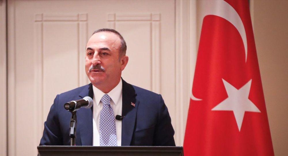 Çavuşoğlu'nun Yunanistan açıklamasına Atina'dan yalanlama