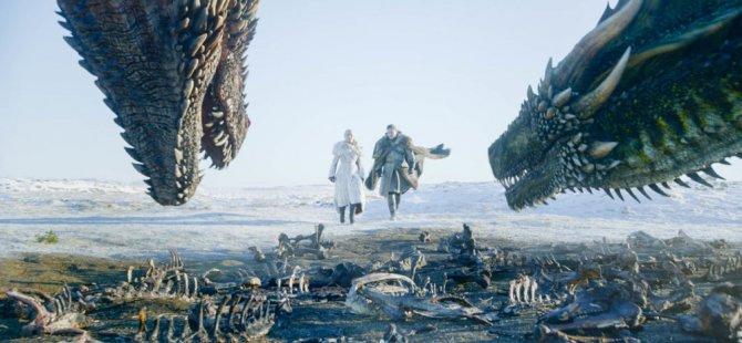 Yeni Game of Thrones dizisinin ismi belli oldu: House of the Dragon