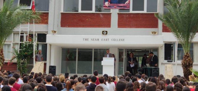 Yakın Doğu Koleji'nde Cumhuriyet coşkusu