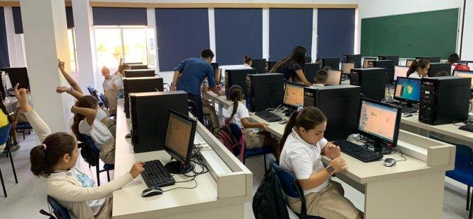 DAÜ Bilgisayar Mühendisliği Bölümü'nden sosyal sorumluluk projesi