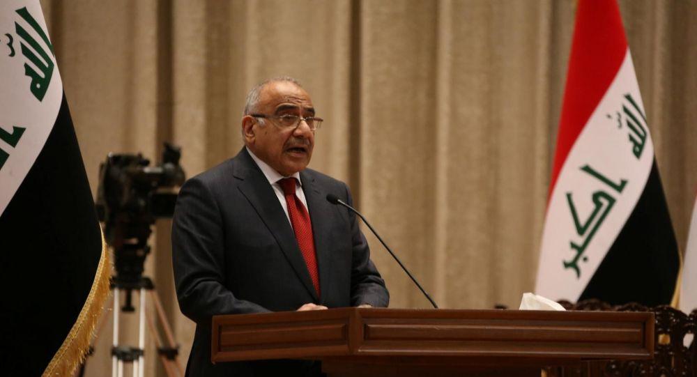 Protestolarla sarsılan Irak'ta Başbakan Abdulmehdi istifa etmeyi kabul etti