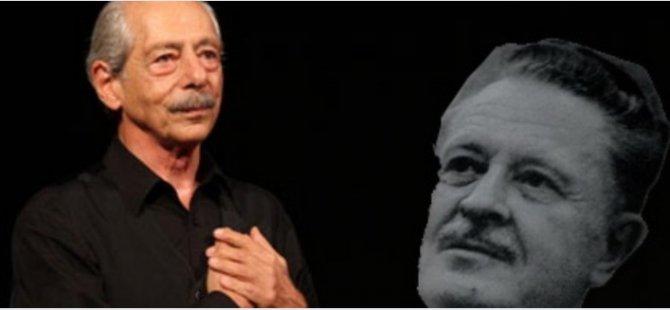 Genco Erkal, Girne'de Nazım Hikmet şiirlerini seslendirecek