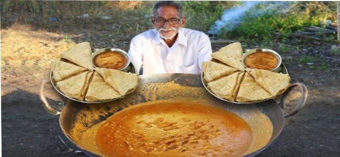 Hindistan: Yaptığı dev yemekleri ve tüm gelirini kimsesizlere dağıtan YouTube fenomeni 'Aşçı Dede Reddy' öldü