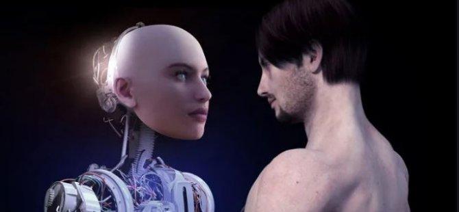 'Seks robotları konuşacak, yürüyecek hatta nefes alacak'