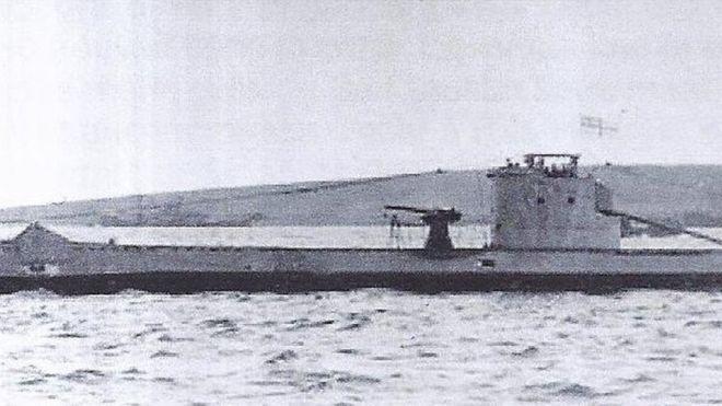 77 yıl önce kaybolan denizaltı Malta açıklarında bulundu