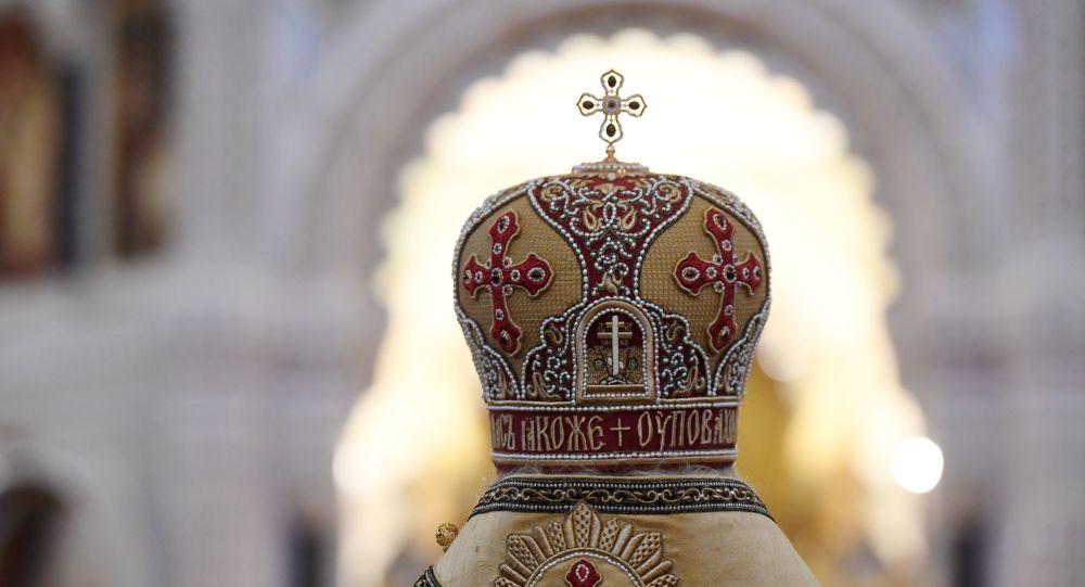 Rus Ortodoks Kilisesi Patriği Kirill, Yunan Kilisesi lideri ile ilişkileri kopardı