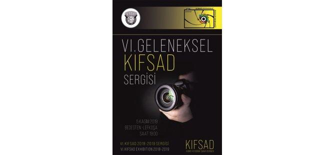 KIFSAD Geleneksel Fotoğraf Sergisi yarın açılıyor