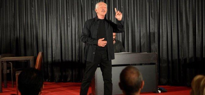 Dome'da muhteşem Genco Erkal performansı