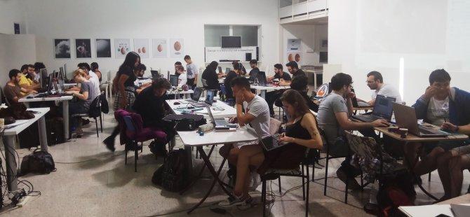 DAÜ'den 24 saatlik oyun geliştirme etkinliği