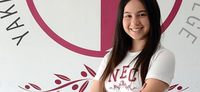 YDK öğrencisi Özkul, IGCSE sınavında dünya birincisi oldu