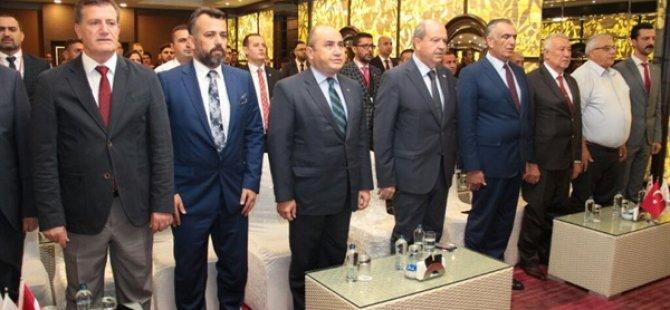 Dünya Türk Sivil Toplum Örgüleri Toplantısı Girne'de yapıldı