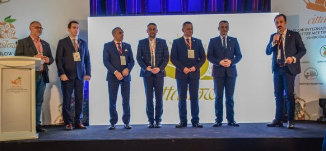 Cıttaslow Belediyelerin Uluslararası Koordinasyon güz toplantısı KKTC'de yapıldı