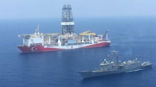AB: Doğu Akdeniz sondaj çalışmaları nedeniyle Türkiye'ye yaptırımların çerçevesi belirlendi