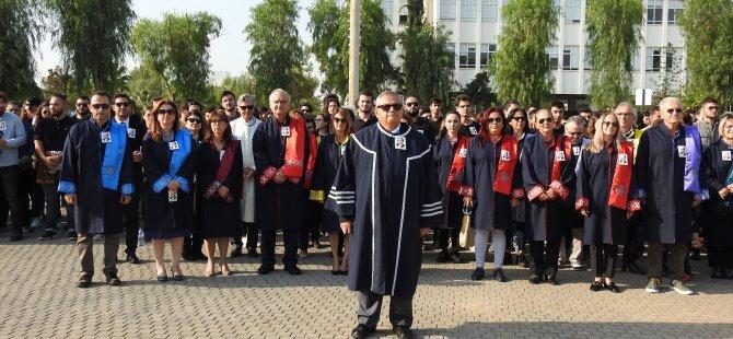 Mustafa Kemal Atatürk DAÜ'de anıldı