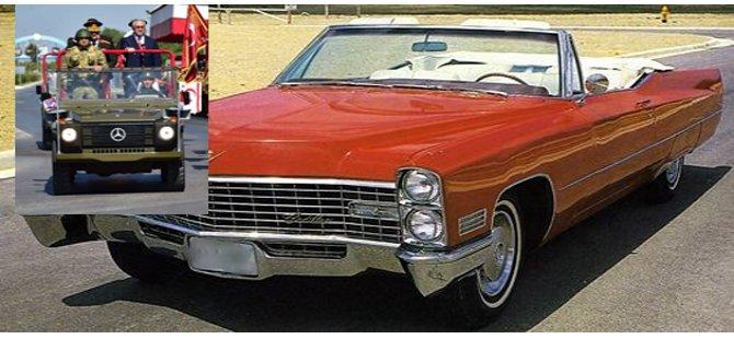 Akıncı, 15 Kasım törenlerinde halkı Cadillac ile selamlayacak