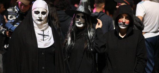 Cadılar Bayramı DAÜ'de kutlandı