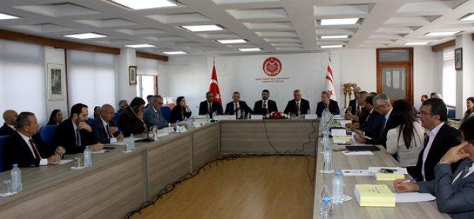 Komitede bugün Cumhurbaşkanlığı ve Ombudsman bütçeleri görüşülüyor