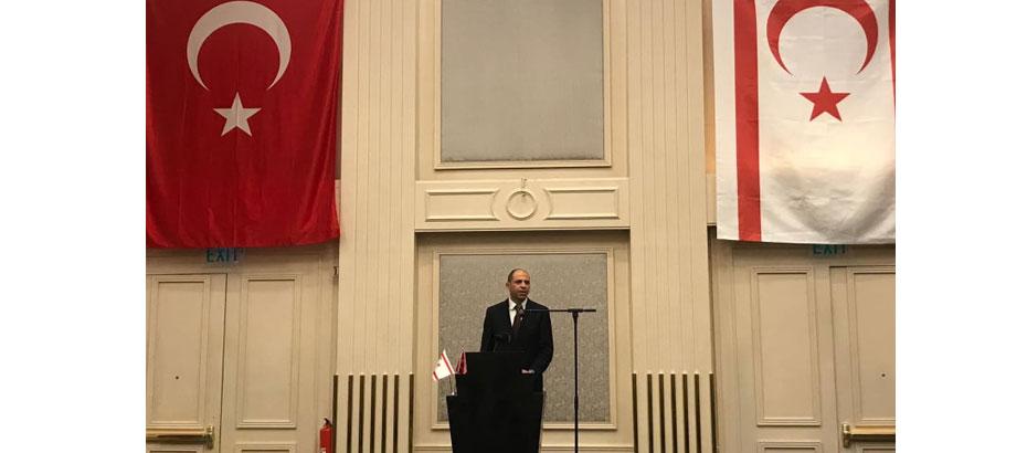 Özersay: Türkiye iyi ve kötü günümüzde yanımızda olan tek devlettir