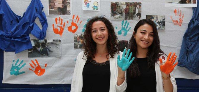 LAÜ'de Çocuk Hakları Sergisi ile toplumsal farkındalık yaratıldı