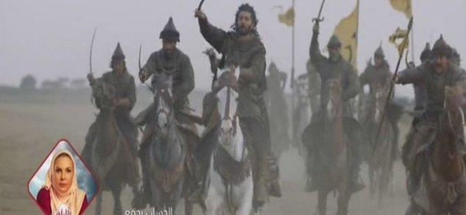Osmanlı karşıtı, 40 milyon dolar bütçeli Arap dizisi Ateş Krallıkları tartışma yarattı