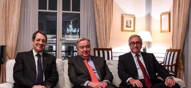 Rum Basını: Kıbrıs sorununda tünelin ucunda ışık yok!