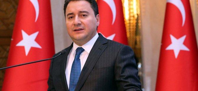 Ali Babacan partisinin ne zaman kurulacağını açıkladı