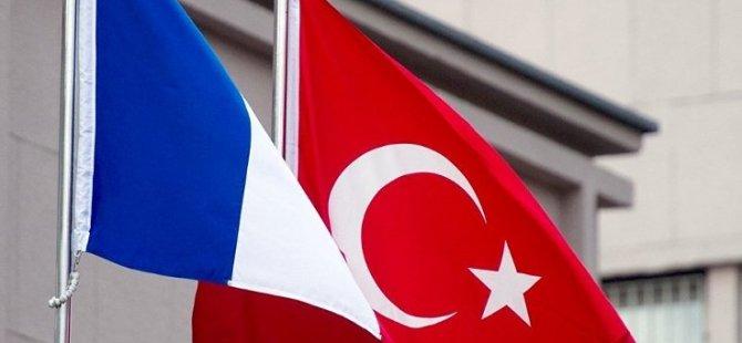 Fransa'dan Cumhurbaşkanı Erdoğan'a tepki: Büyükelçi bakanlığa çağrıldı