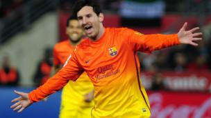 Messi'nin sağlığı kaygı kaynağı