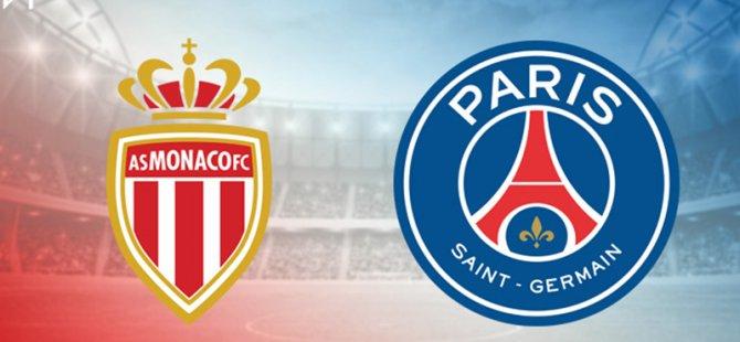 Monaco - PSG maçı ertelendi